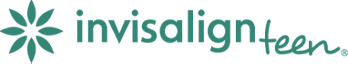 Green Invisalign Teen Logo