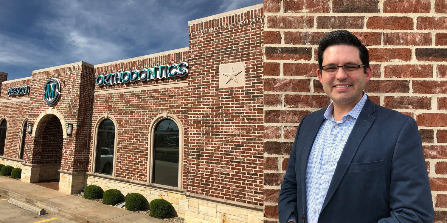 Dr. Kyle Meason of Meason Orthodontics in Weatherford, TX is welcoming new patients